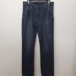 Calvin Klein  relax fit strait leg medium wash